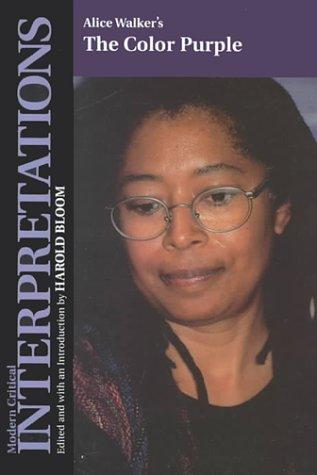 Alice Walker's the Color Purple 9780791056660