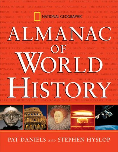Almanac of World History 9780792250920