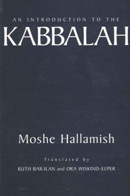 An Introduction to the Kabbalah 9780791440124