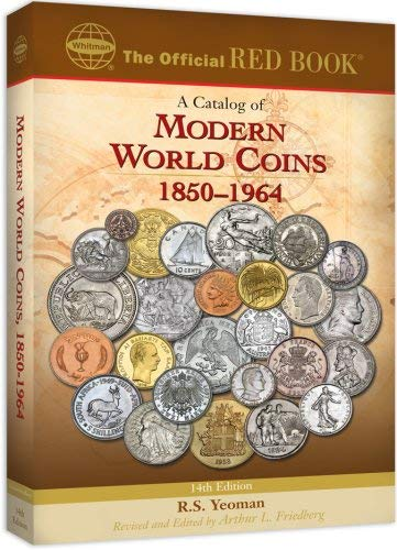 An Official Red Book: A Catalog of Modern World Coins 1850-1964 9780794820565