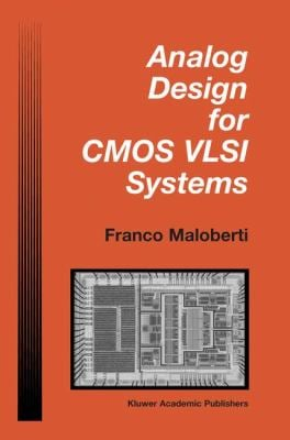 Analog Design for CMOS VLSI Systems 9780792375500