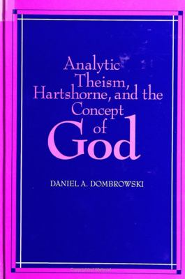 Analytic Theism; Hartshorne; Conce 9780791431009