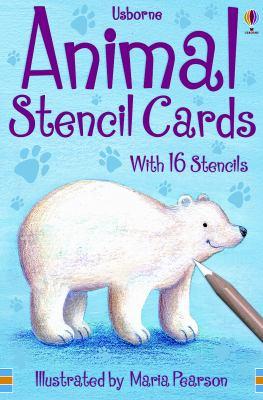 Animal Stencil Cards 9780794519612