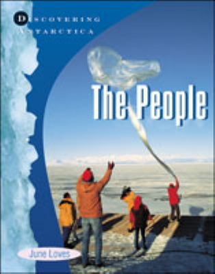 Antarctica: The People 9780791070246
