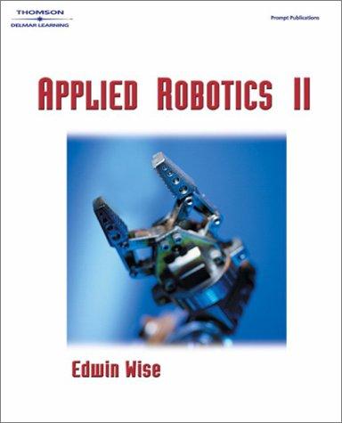 Applied Robotics, Volume 2 9780790612225