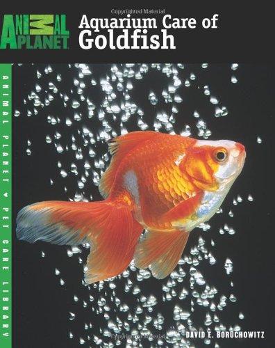 Aquarium Care of Goldfish 9780793837007