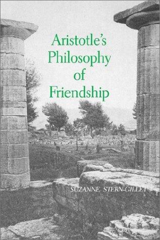 Aristotles Phil Friends 9780791423424