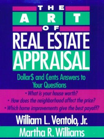 Art of Real Estate Appraisal 9780793102075