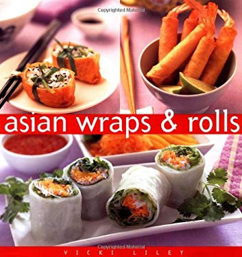 Asian Wraps & Rolls 9780794650001