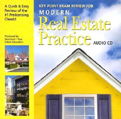 Audio CDs for Modern Real Estate Practice