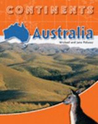 Australia (Continents) 9780791082782