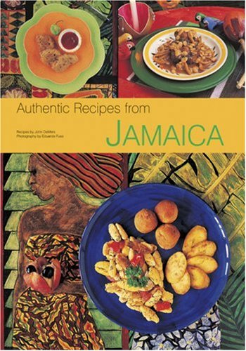 Authentic Recipes from Jamaica 9780794603243