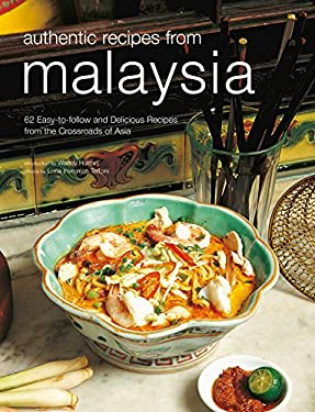 Authentic Recipes from Malaysia 9780794602963