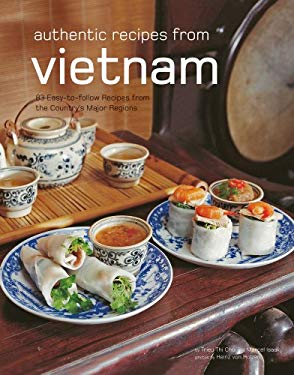 Authentic Recipes from Vietnam 9780794603274