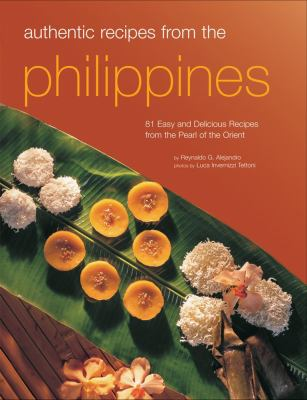 Authentic Recipes from the Philippines 9780794602383