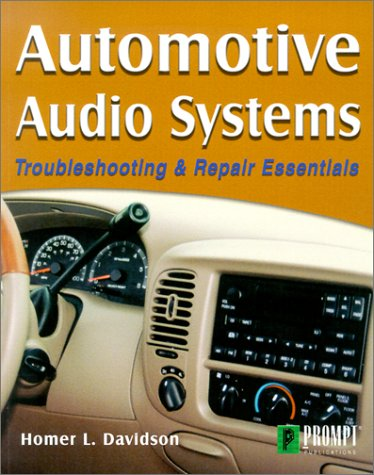 Automotive Audio Systems 9780790612355