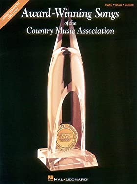 Award-Winning Songs of the Country Music Association - Vol. 2 9780793584833