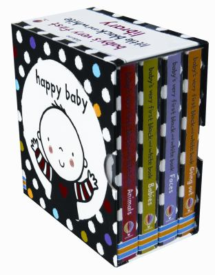 Baby's Very First Black and White Library 9780794532413