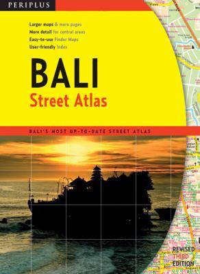 Periplus Bali Street Atlas 9780794607036