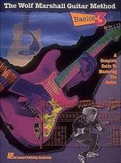 Basics 3: The Wolf Marshall Guitar Method 3183663