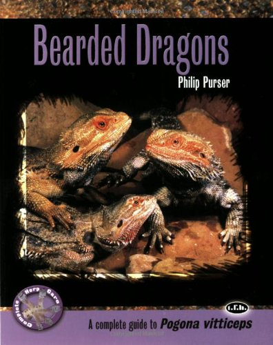 Bearded Dragons: A Complete Guide to Pogona Vitticeps 9780793828876