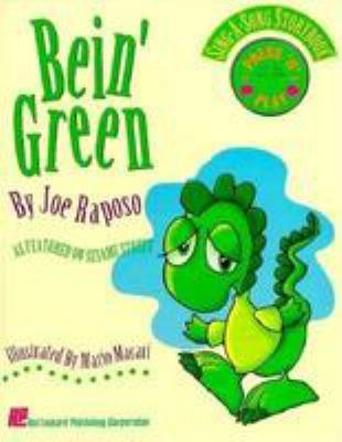 Bein' Green Sing a Song Storybooks 9780793516803