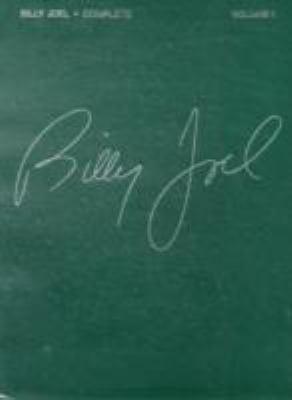 Billy Joel Complete Vol. 1