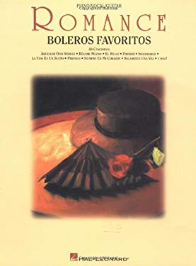 Romance: Boleros Favoritos 9780793593040