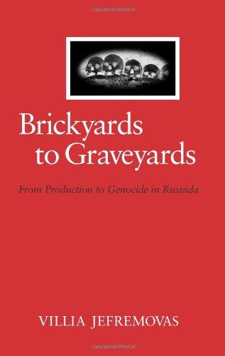 Brickyards to Graveyards 9780791454886