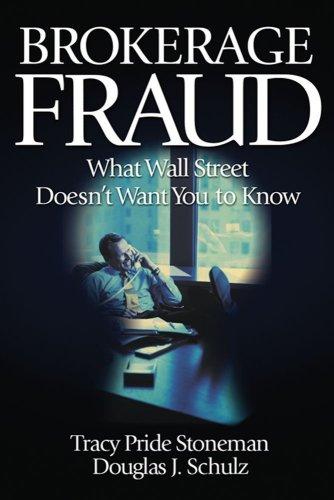 Brokerage Fraud 9780793145553