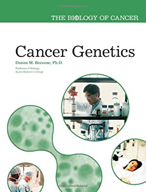 Cancer Genetics 9780791088180