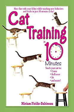 Cat Training in 10 Minutes 9780793805303