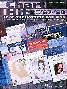 Chart Hits of '97-'98 9780793593866