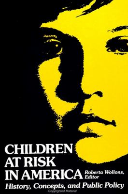 Children at Risk in America 9780791411988