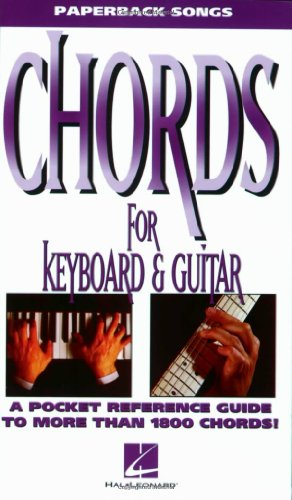 Chords for Keyboard and Guitar 9780793545360