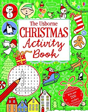 Christmas Activity Book 9780794533212