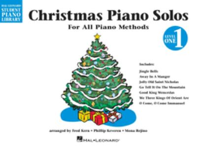 Christmas Piano Solos for All Piano Methods, Level 1 9780793585779