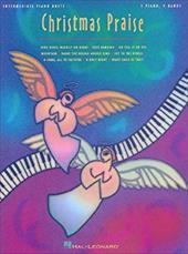 Christmas Praise: Piano Duets 3187798