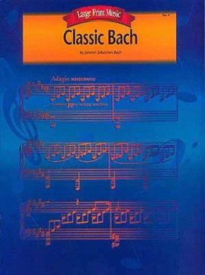 Classic Bach 9780793583294