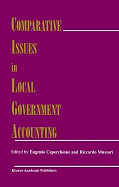 Comparative Issues in Local Government Accounting 9780792384991