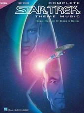 Complete Star Trek Theme Music: Themes from All TV Shows and Movies 3188073