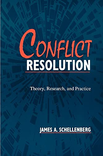 Conflict Resolution 9780791431023