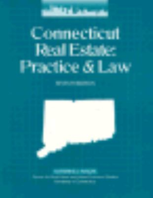 Connecticut Supplement for Modern Real Estate Practice 9780793122677