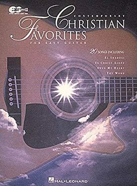 Contemporary Christian Favorites 9780793556953