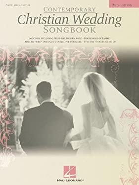 Contemporary Christian Wedding Songbook 9780793542918