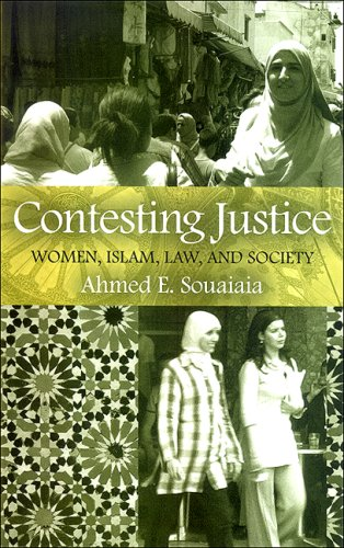 Contesting Justice: Women, Islam, Law, and Society 9780791473979