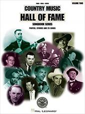 Country Music Hall of Fame Volume 2 3186819