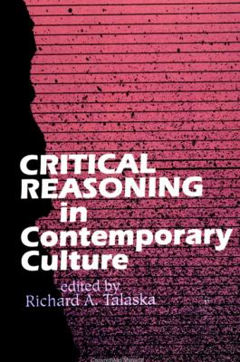 Critical Reasoning in Conte 9780791409794