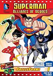 DC Justice League: Superman Alliance of Heroes: Justice League Unlimited Freeze Frame 1 22199408