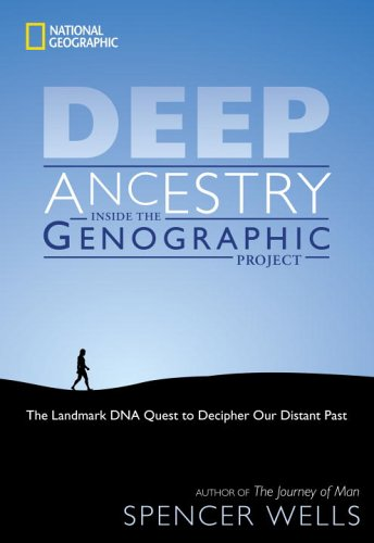 Deep Ancestry Inside the Genographic Project 9780792262152